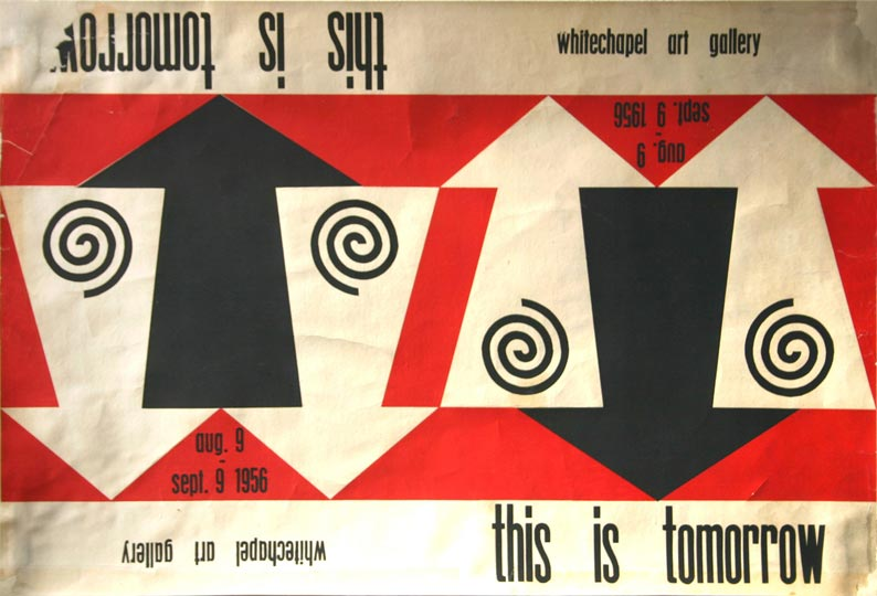 This Is Tomorrow, Whitechapel Art Gallery, 1956.