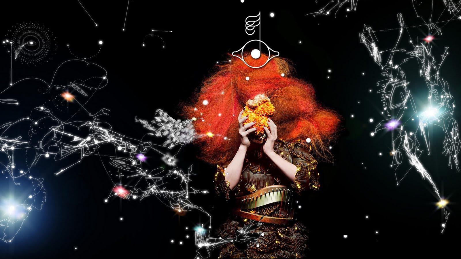 Biophilia, Björk, 2011.
