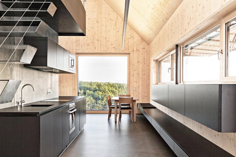 Summer House (Austria), Judith Benzer Architektur