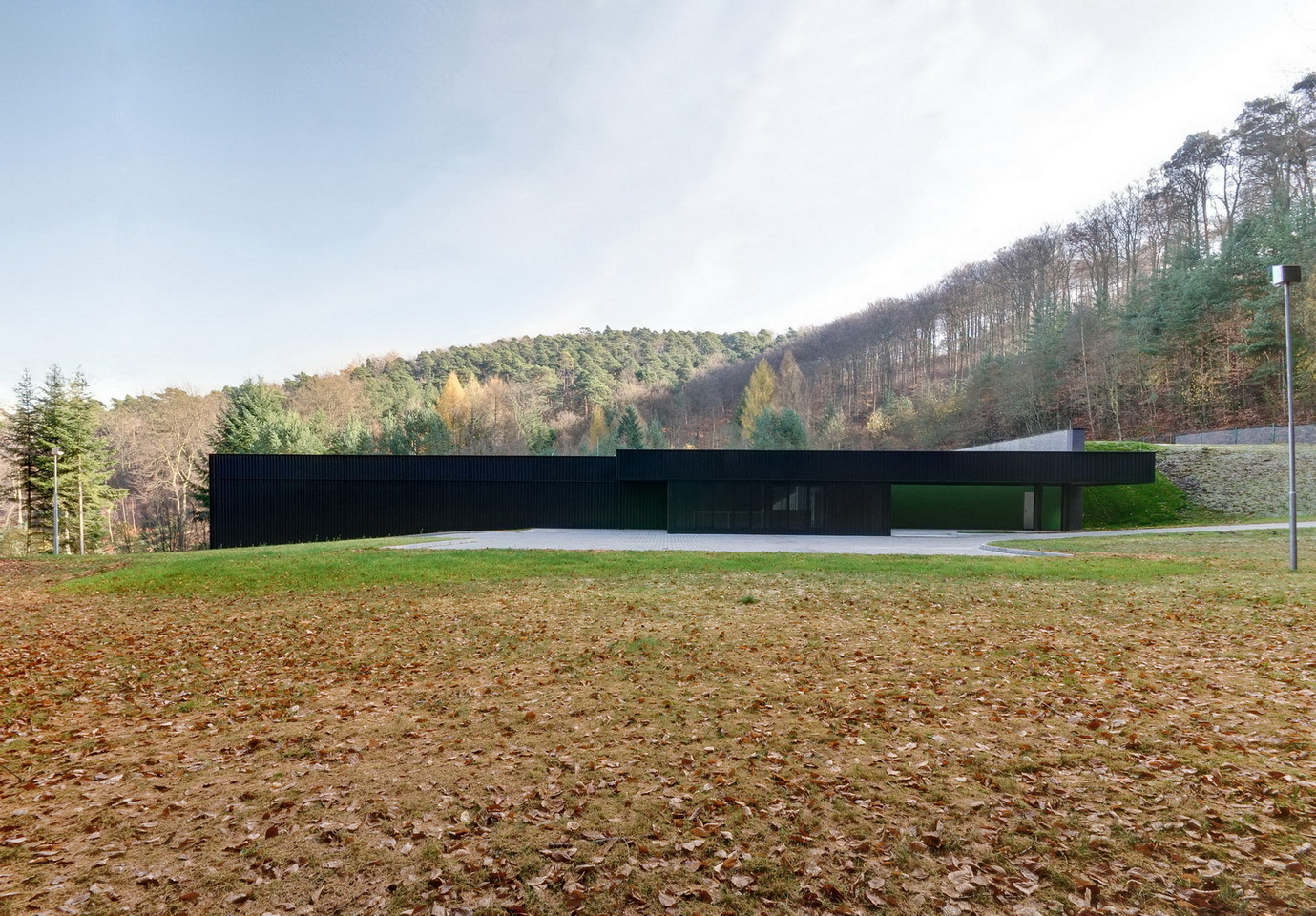 House of Water, Molter-Linneman Architekten