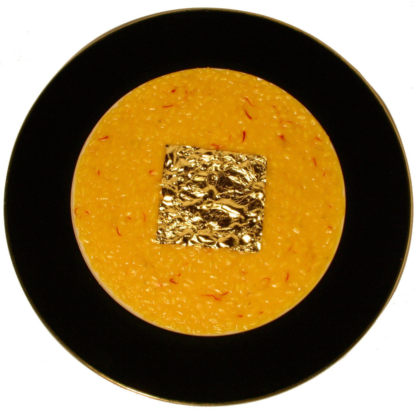 Riso, oro e zafferano / Rice, Gold and Saffron