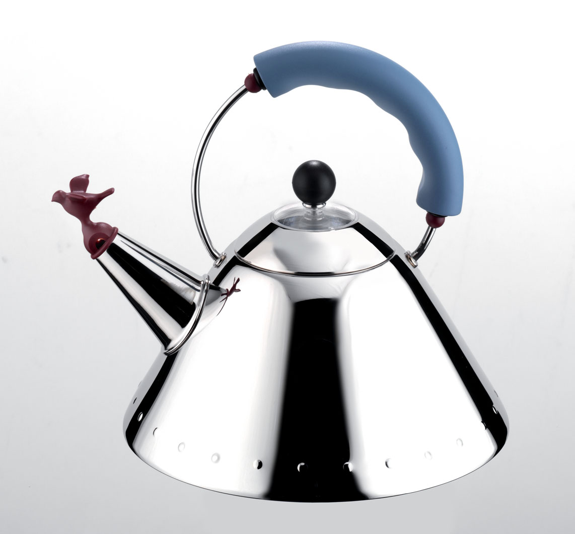 9093, design by Michael Graves per/for Alessi, 1985.