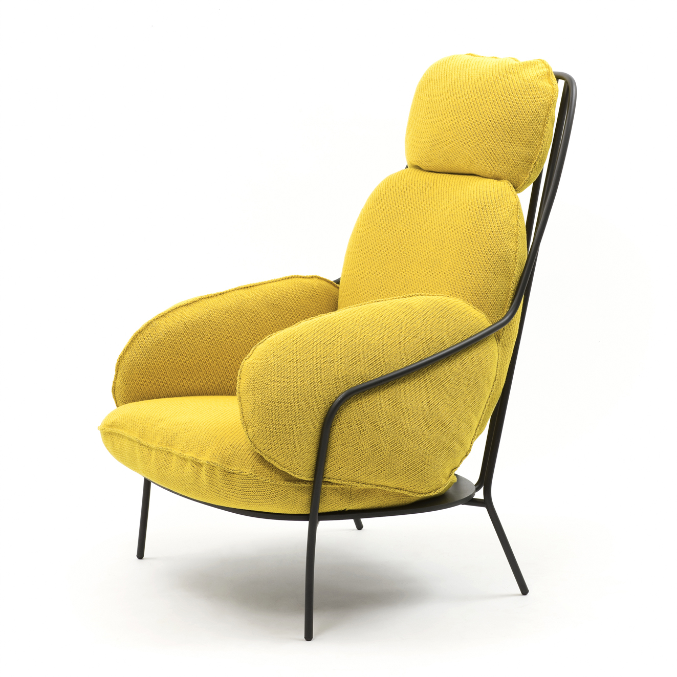 Paffuta Lounge Chair. Design by Luca Nichetto.