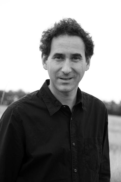 Matteo Pericoli. Photo: Maurizio Michelini