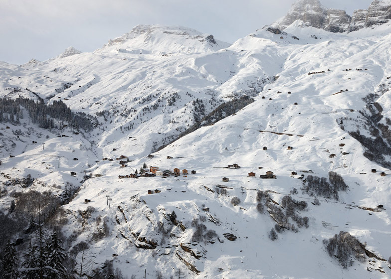 Peter Zumthor Vacation Homes