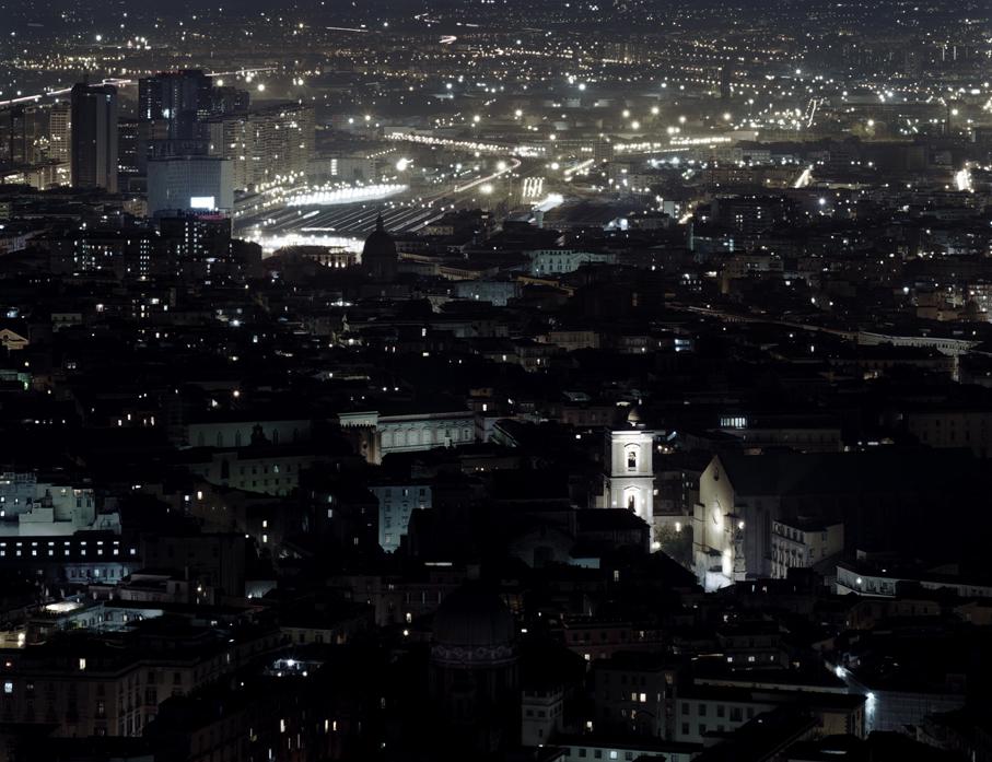 Alessandro Cimmino, Napoli, 2012 Trittico Courtesy Fondazione MAXXI