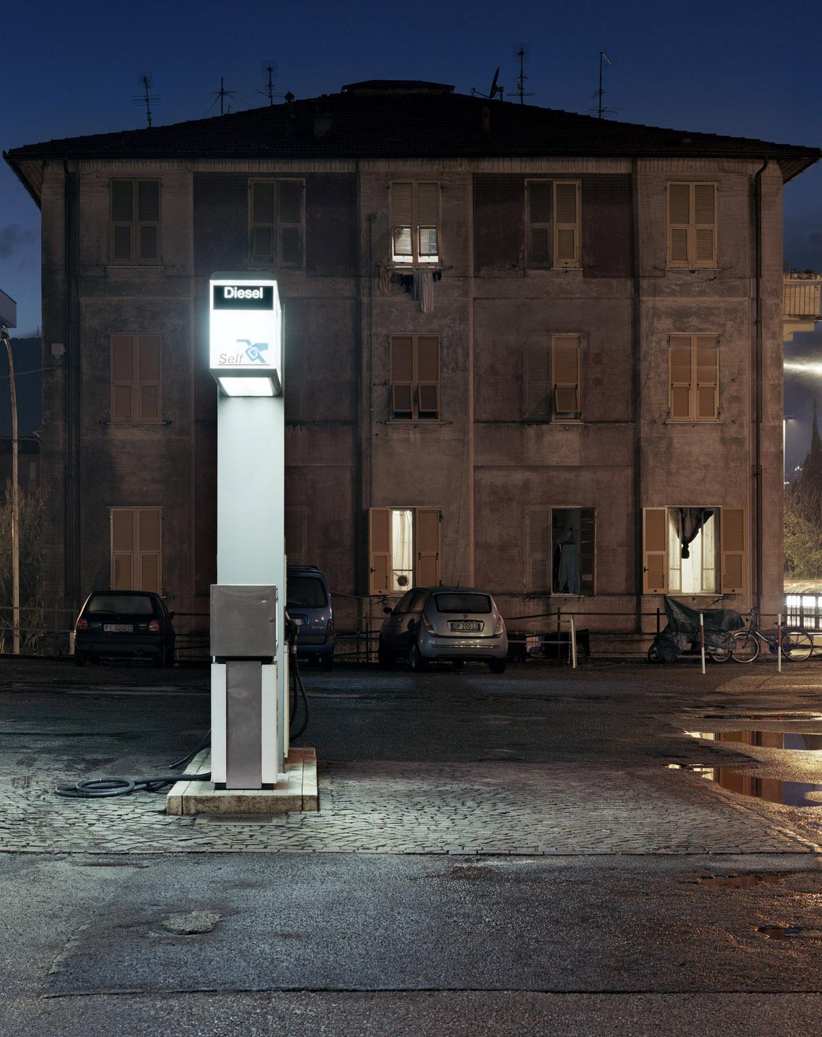 Alessandro Cimmino La Spezia, 2012 Courtesy Fondazione MAXXI