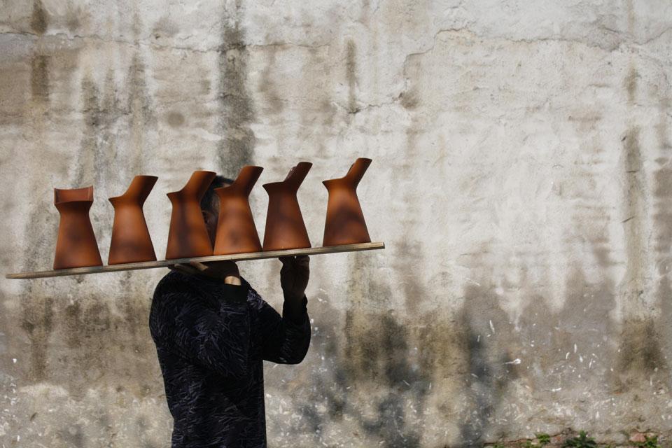 Benjamin Hubert, Pots
