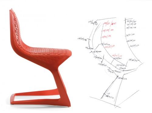 Konstantin Grcic, MYTO, 2007-2008. Design per Plank Collezioni