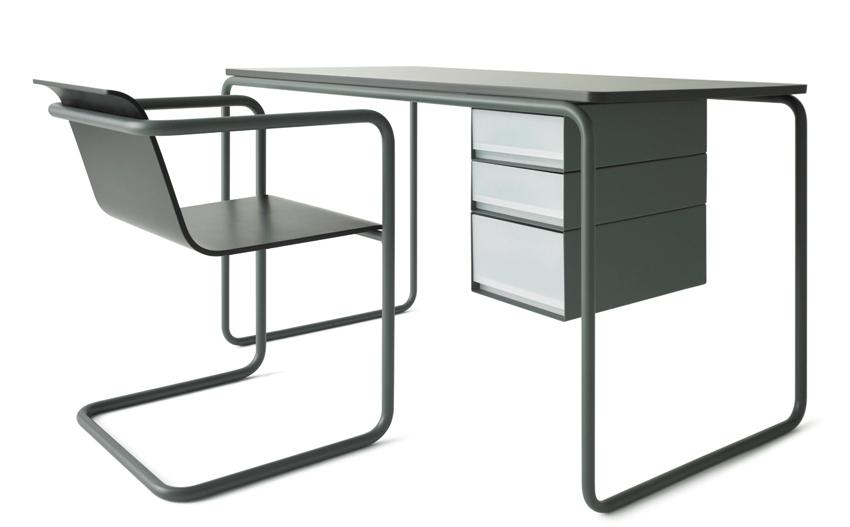 Konstantin Grcic, Pipe, 2009. Design for Muji.