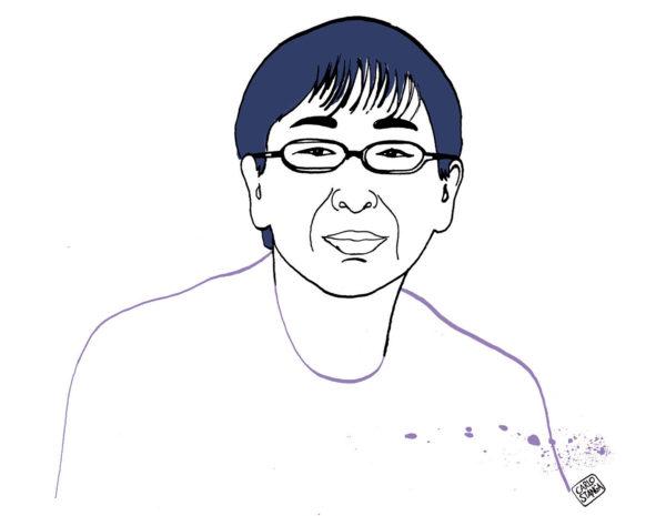 Toyo Ito, ritratto di Carlo Stanga.