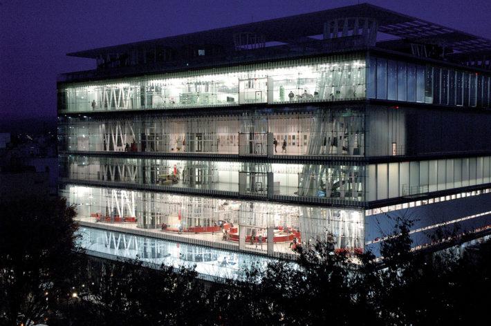 Toyo Ito, Sendai Mediatheque, 2001
