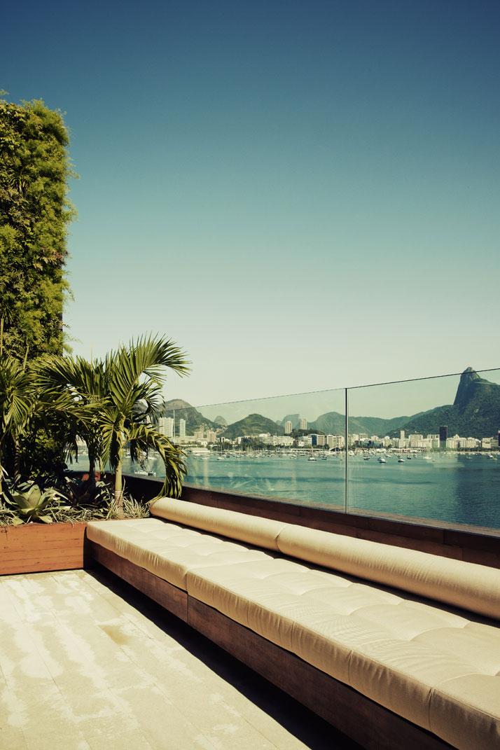 House Urca Rio de Janeiro Brazil by Arthur Casas