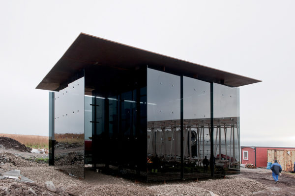 Peter Zumthor, Memorial to the Burning of Witches, Vardø, 2007-in corso/ongoing (model).