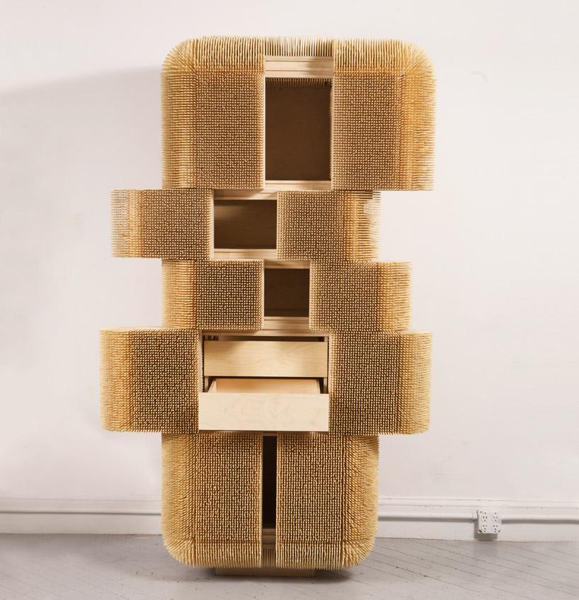 Magistral Cabinet di Sebastian Errazuriz