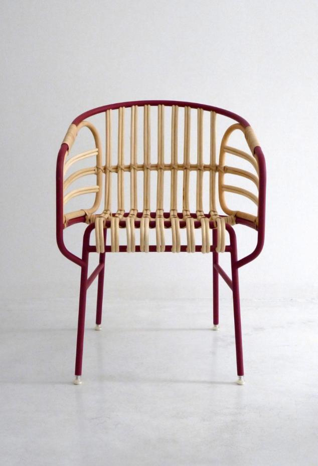Raphia, design di LucidiPevere per Casamania