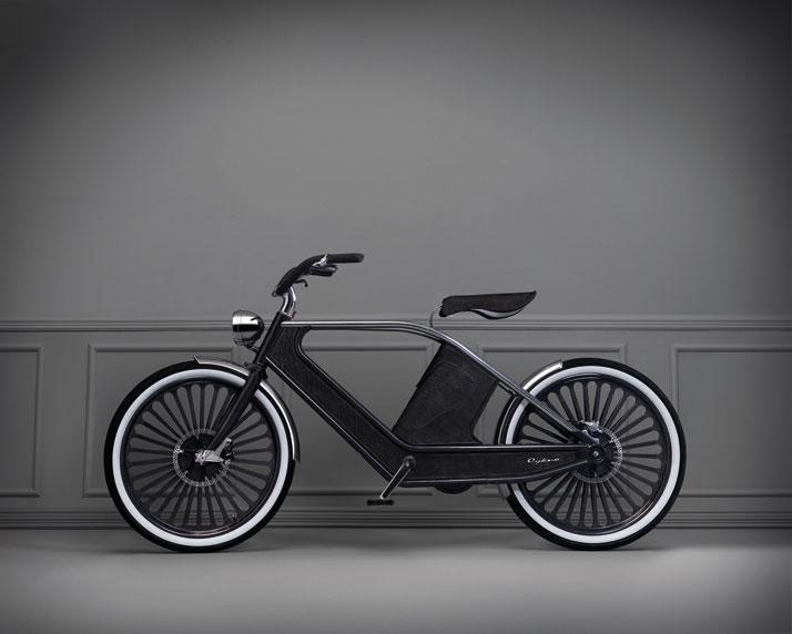 Fuorisalone Cykno bicicletta
