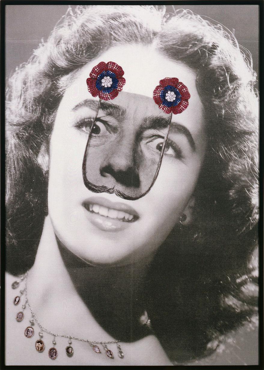 Francesco Vezzoli, Surrealiz (Who's afraid of Salvador Dalí?), 2008