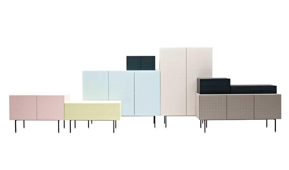 Toshi, design di Luca Nichetto per Casamania
