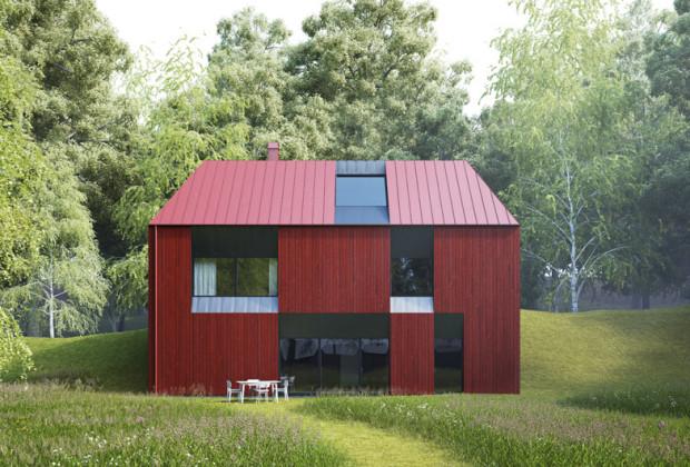 Fuori Salone 2013 Tind House di Claesson Koivisto Rune