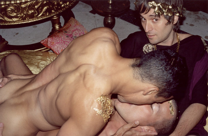 Francesco Vezzoli, Trailer for a Remake of Gore Vidal's Caligula, 2005.