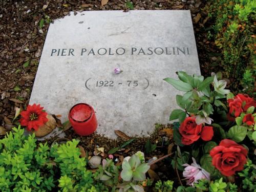 Alfredo Jaar, The Ashes of Pasolini, 2009.