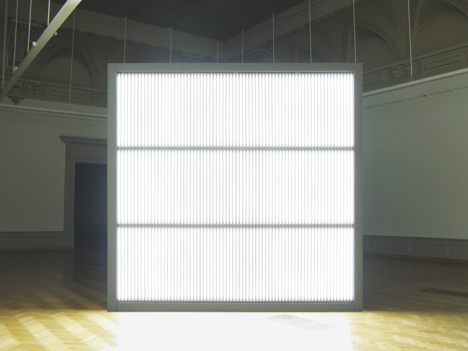Alfredo Jaar, The Sound of Silence, 2006.