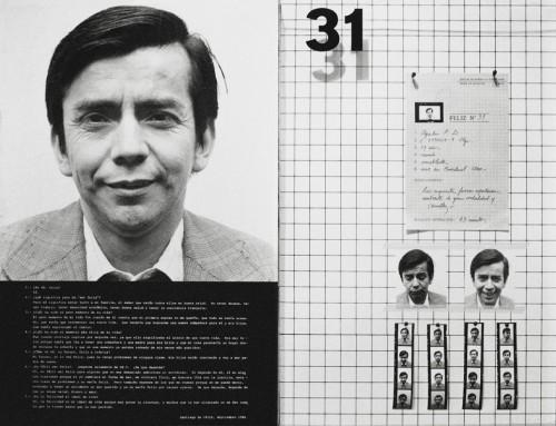 Alfredo Jaar, Studies on Happiness, 1980.