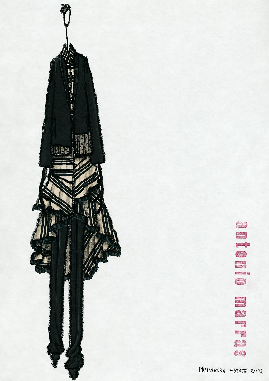 Antonio Marras, Sketches, 2002
