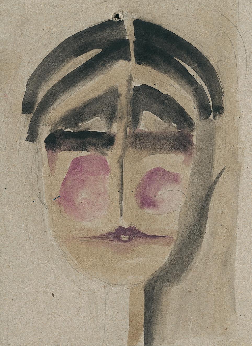 Antonio Marras, sketches 2000-2002.