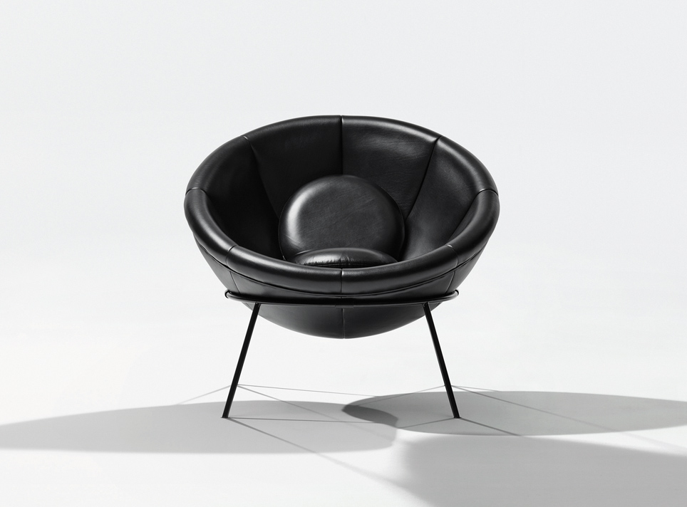 Bowl Chair, Lina Bo Bardi