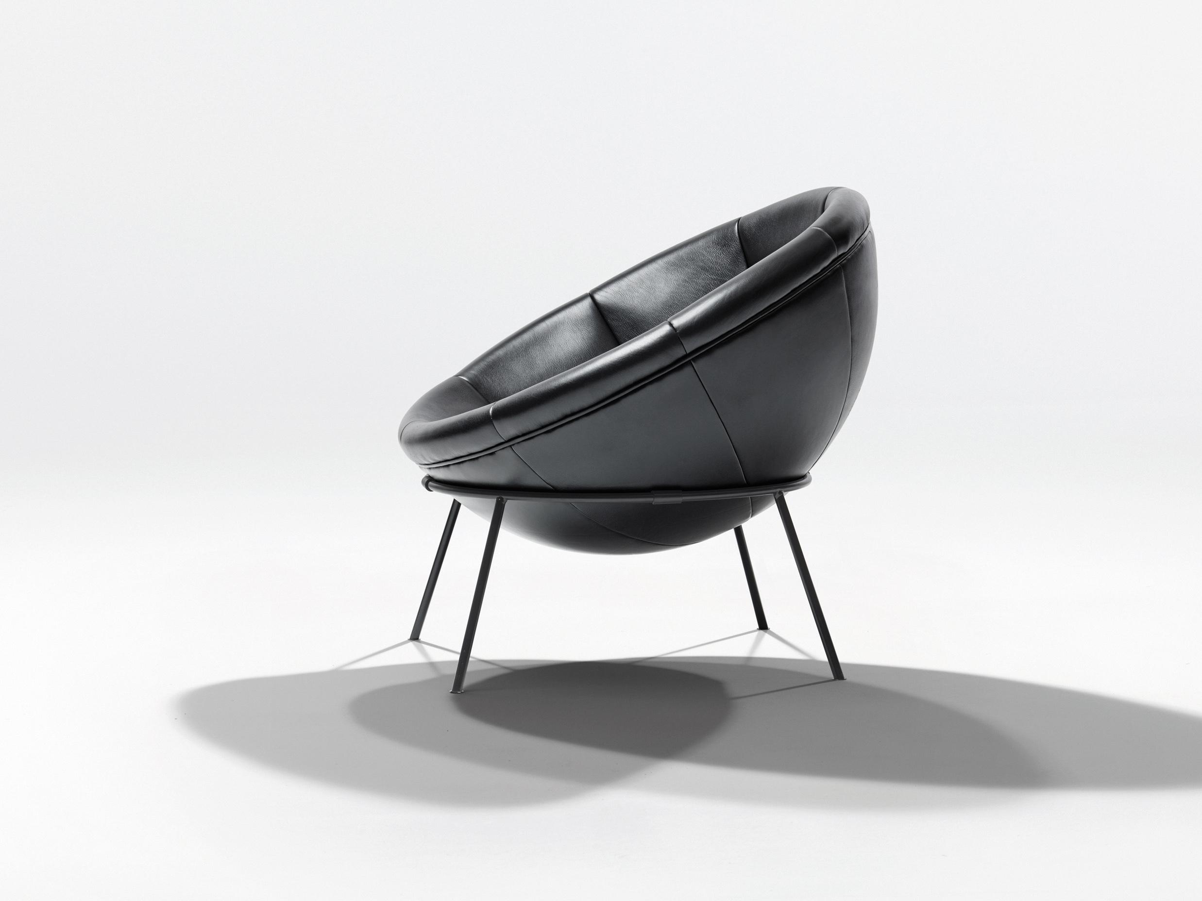 Bowl chair lina bo bardi klat for Lina bo bardi bowl