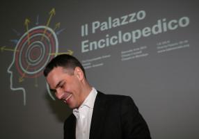 Biennale di Venezia, Il palazzo Enciclopedico, Massimiliano Gioni