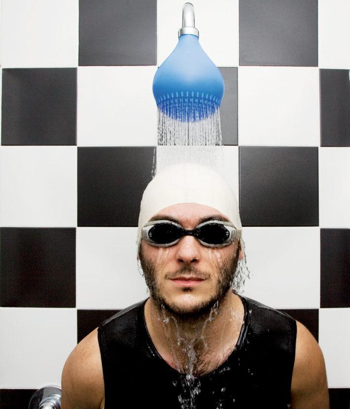 Giulio Iacchetti,<em> Drop</em>, 2008. Design per IB rubinetterie.