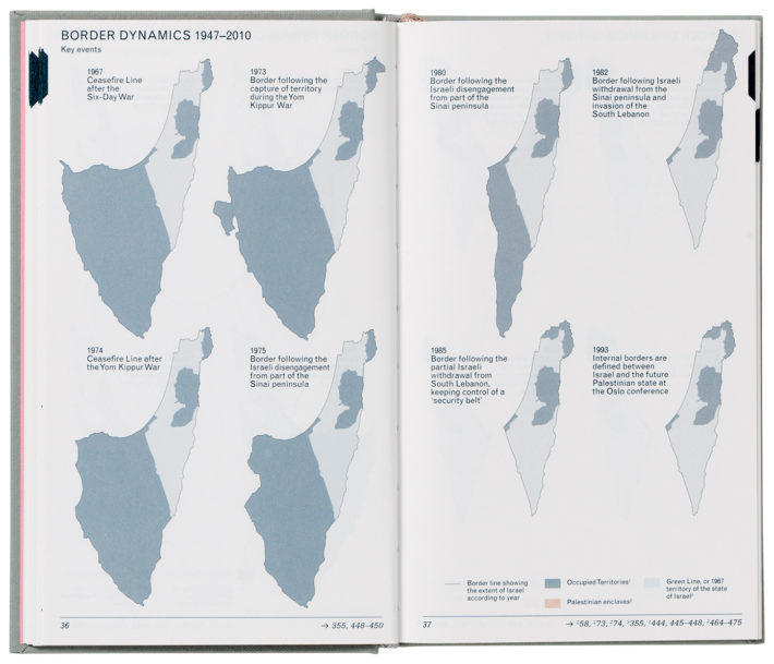 Joost Grootens, Atlas of the Conflict.