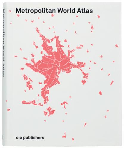 Joost Grootens Metropolitan World Atlas.