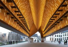 Market Hall by Robbrecht en Daem and Marie Jose Van Hee