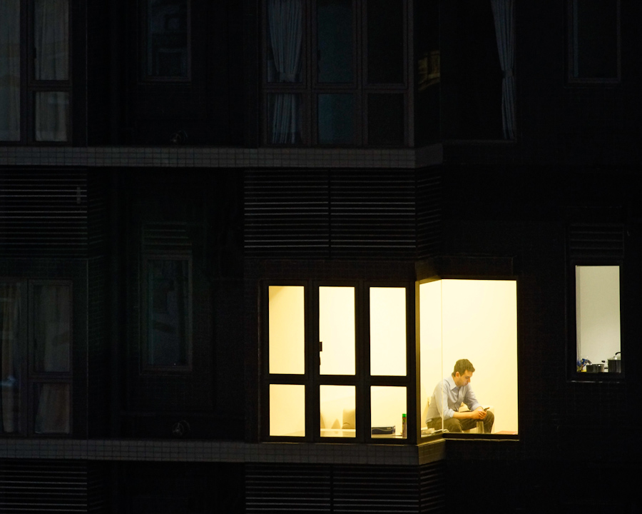 Michael Wolf, Window Watching