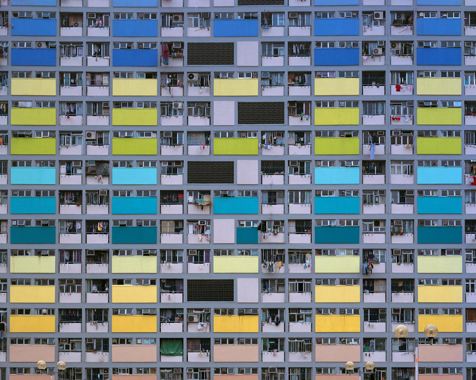 © Michael Wolf, Architecture of density (08).