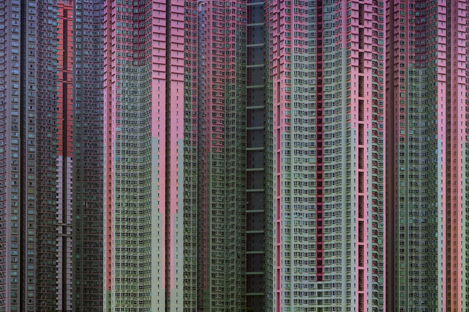 © Michael Wolf, Architecture of density (39).