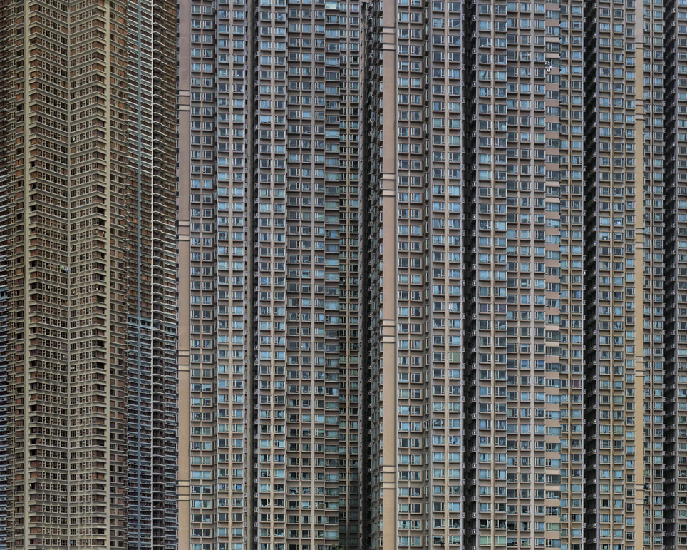 © Michael Wolf, Architecture of density (56).
