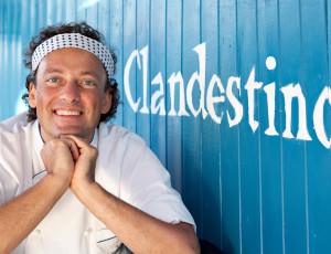 Chef Moreno Cedroni