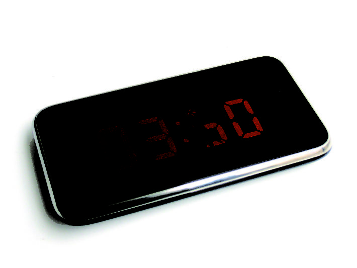 Maarten Baas, Analog Digital Clock (iPhone application), 2010.