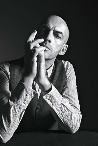 Antonio Marras, foto di Mario Sorrenti
