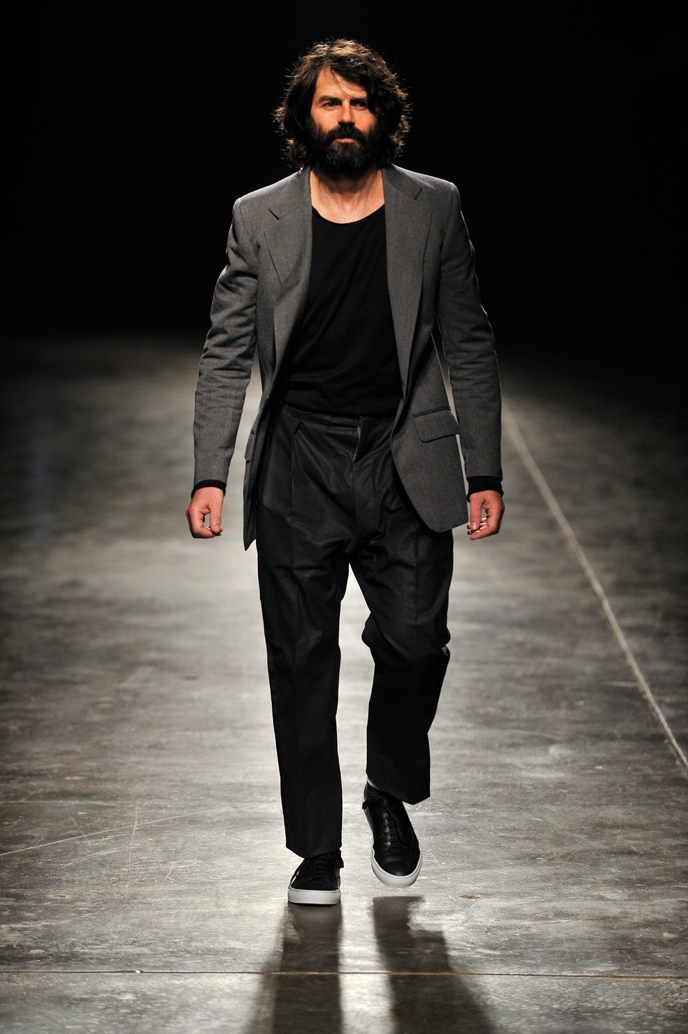 Fabio Quaranta, Autumn/Winter 2013-2014. Milan Fashion Week. Photo: © White Events by Curva di Contrasto
