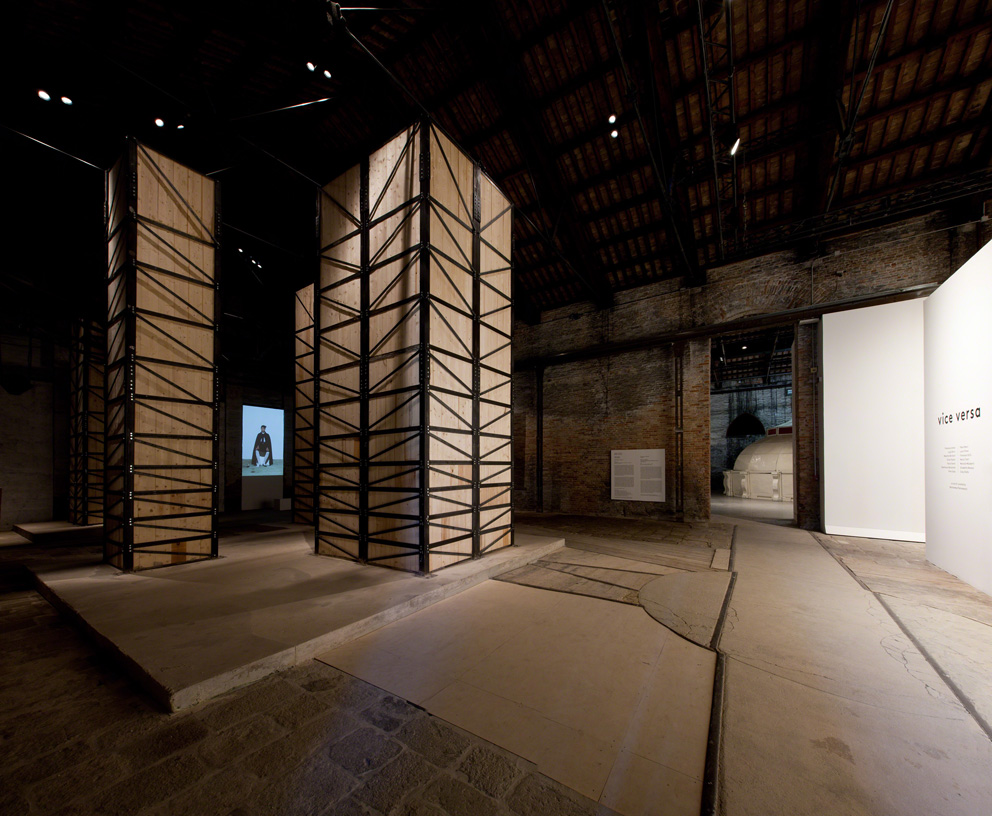 Biennale di Venezia, Padiglione Italia, Arena - Mauri