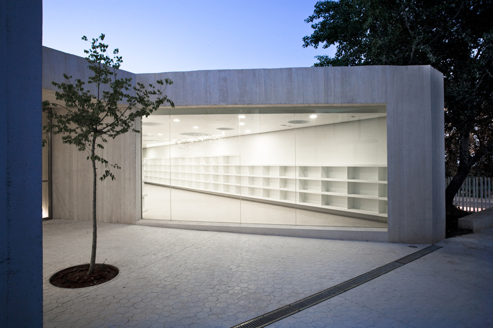 Biblioteca Bariio de Sant Josep