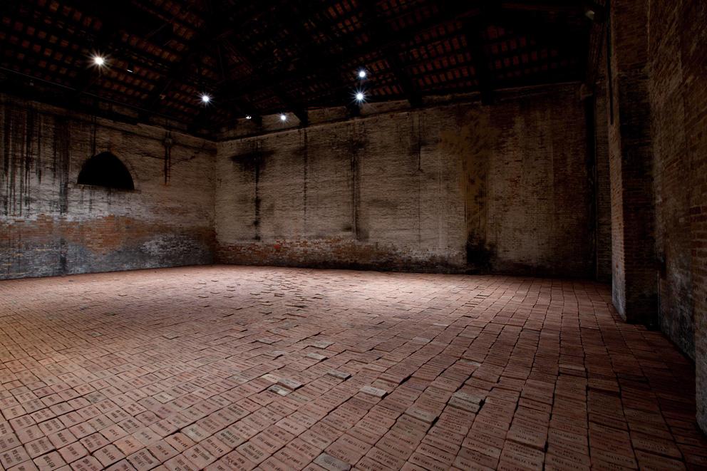 Biennale di Venezia, Padiglione Italia, Elisabetta Benassi