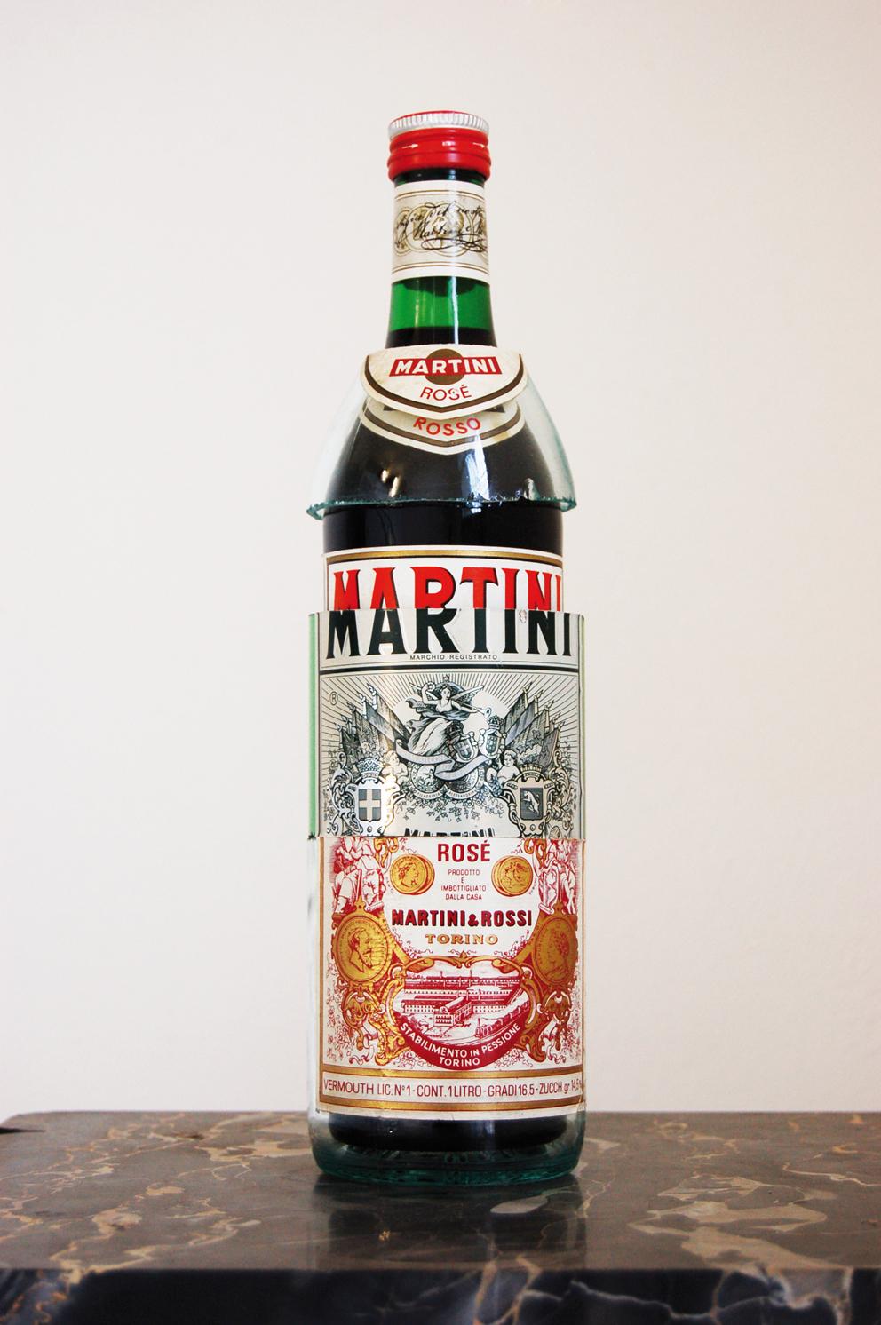 Flavio Favelli, Martini Extra 1, 2007