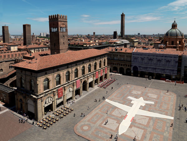 Flavio Favelli, Cerimonia (India Hotel 870), Bologna, 2007-2010.